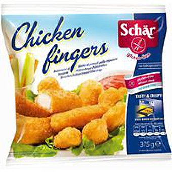 Schär Chicken Fingers Bolsa 375 g