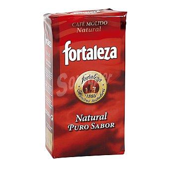 Fortaleza Café molido natural Paquete 250 g