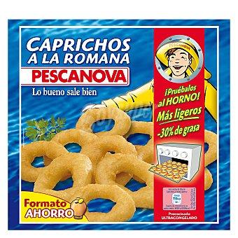 Pescanova Caprichos de calamar a la romana  bolsa 600 g