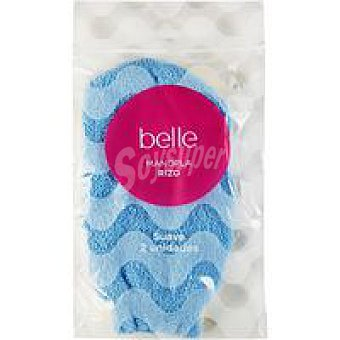 Belle Manopla Rizo Pack 2