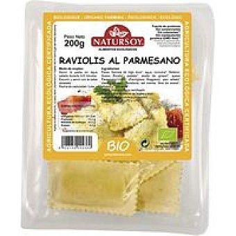 Natursoy Ravioli al parmesano Paquete 200 g