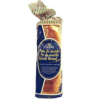 Blanco Pan condis molde 600 GRS