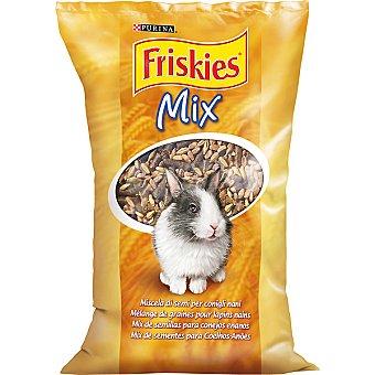 FRISKIES MIX Mezcla para conejos estuche 1 kg Estuche 1 kg