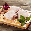 Pollo blanco contramuslos 100 gramos Sertina