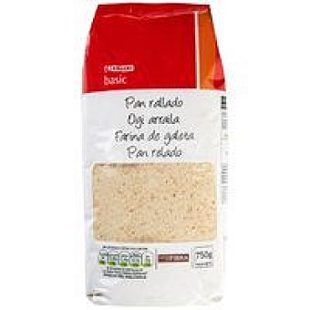 Eroski Basic Pan rallado Paquete 750 g