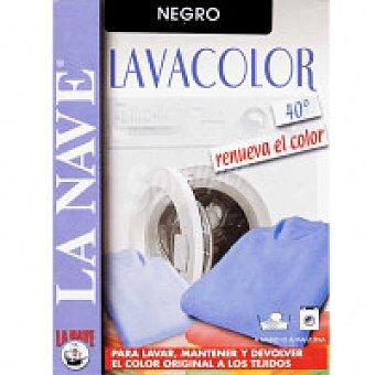 La Nave Lavacolor negro Pack 4x20 g
