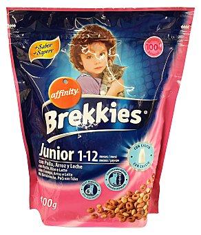 Brekkies Affinity  Comida gatito junior 1/12 meses Paquete de 400 g