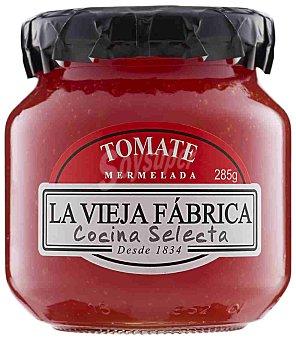 La Vieja Fábrica Mermelada de Tomate Cocina Selecta Tarro 285 gr