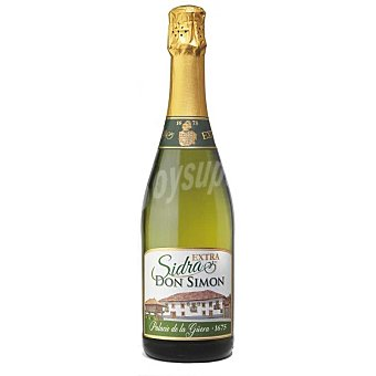 Don Simón Sidra extra Botella 75 cl
