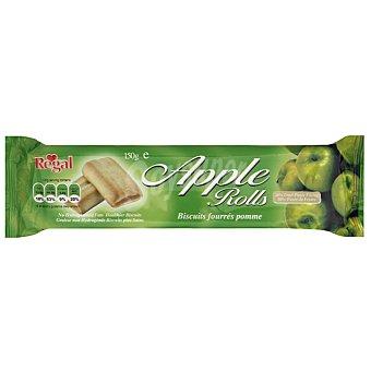 Regal Apple Rolls galletas rellenas de manzana Paquete 170 g