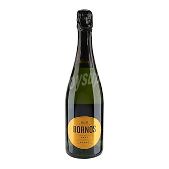 Palacio de Bornos Espumoso Brut Botella 75 cl