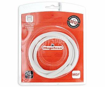 MAGEFESA Junta de silicona para ollas expréss fabricadas hasta 2012 y de 24 centímetros de diámetro 1 Unidad