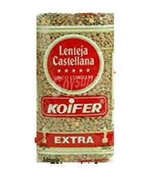 El Hostal Lenteja castellana 5 estrellas 500 g