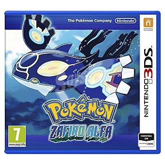 NINTENDO Pokémon Zafiro Alfa Para 3DS