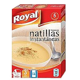 Royal Preparado para natillas instantáneas Caja 94 g