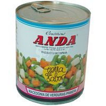 El Niño Macedonia de verdura Lata 1 kg