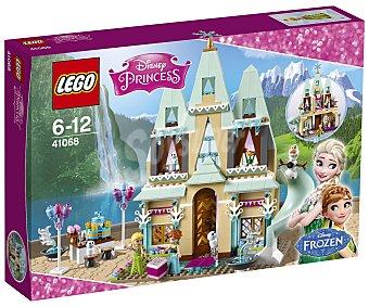 LEGO Juego de construcciones con 477 piezas Celebración en el castillo de Arandelle, Disney Princess 41068 1 unidad