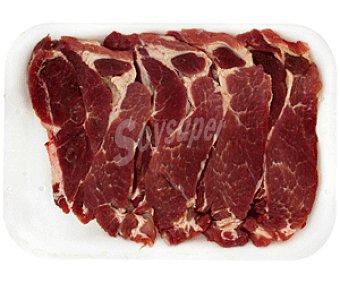 Filetes Aguja cerdo blanco Peso barqueta 300 Gramos Aproximados