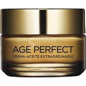 L'Oréal Crema facial extra día Tarro 50 ml