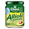 Salsa fresca aliolii con guacamole sin gluten Envase 200 g Chovi