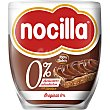 Original 0% azúcares con stevia  vaso 190 g Nocilla