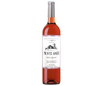 MONTE AMÁN Vino rosado con denominación de origen Arlanza Botella de 75 cl