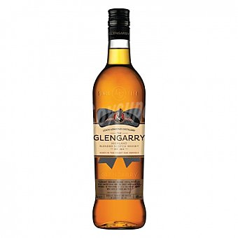 Whisky The Glengarry escocés 1 l