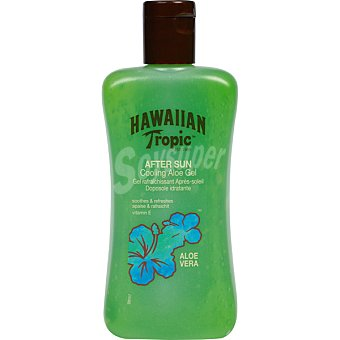 Hawaiian Tropic After sun gel refrescante con aloe vera Bote 200 ml