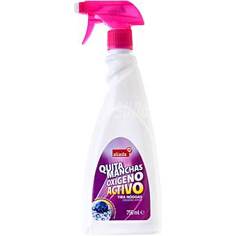 Aliada Quitamanchas oxígeno activo Spray 750 ml