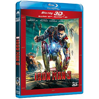 IRON MAN 3 (shane Black) 3D