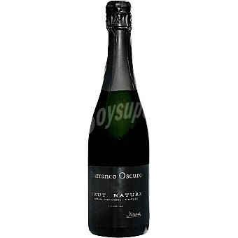 BARRANCO OSCURO Cava brut natural botella 75 cl 75 cl