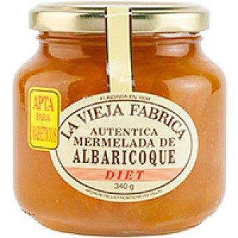 La Vieja Fábrica Mermelada de albaricoque Diet tarro 350 g