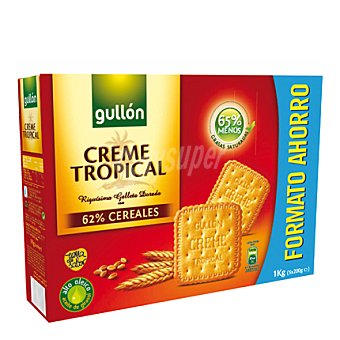Gullón Galletas creme tropical gullon 1 kg