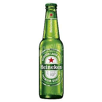 Heineken Cerveza holandesa Botellín 33 cl