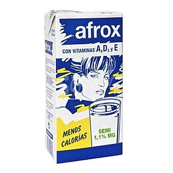 Afrox Lehe semidesnatada 1 l