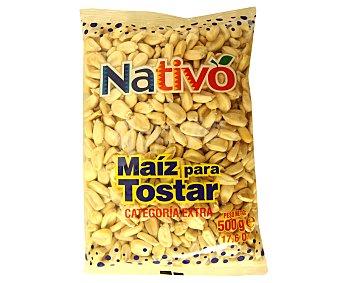 Nativo Maíz para Tostar - Categoría Extra 500 g