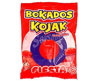 Fiesta Golosina blanda cereza bokados kojak 100 g