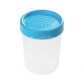 Tatay Hermetico Rosca de Plástico 0,4 L. - Opaco 1 ud
