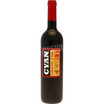 Cyan Vino tinto roble con denominación de origen Toro Botella de 75 cl
