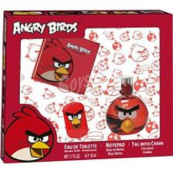 Angry Birds Colonia Red 50 ml