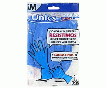 UNICS Guante Nitrilo TM 7-7 1/2 1 Unidad