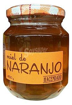 HACENDADO MIEL NARANJO TARRO 450 g