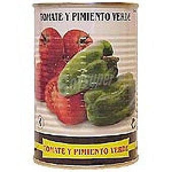 Soro Tomate y pimiento verde Lata 400 g