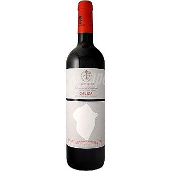 Caliza Vino tinto Syrah Petit Verdot 10 meses en barrica D.O. Dominio de Valdepusa Botella 75 cl