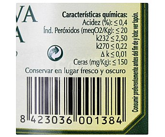 Verde Segura Aceite Virgen Extra Botella 2 Litros