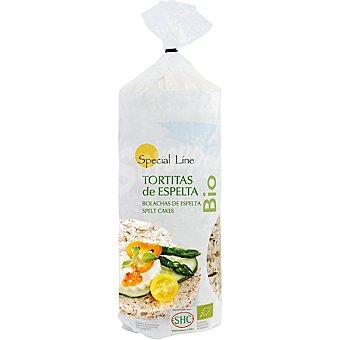 SPECIAL LINE Bio tortitas de espelta ecologicas envase 120 g