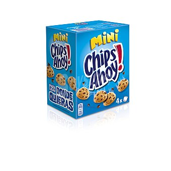 Chips Ahoy Mini galletas con pepitas de chocolate 160 g