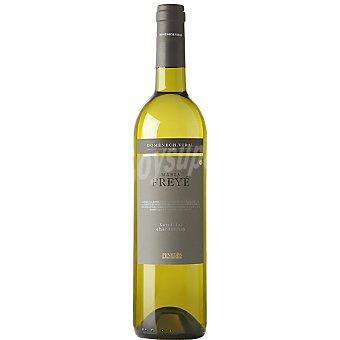 MASÍA FREYE Vino blanco seco xarel-lo chardonnay D.O. Penedés botella 75 cl Botella 75 cl
