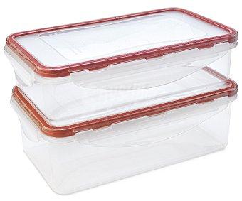 Iris Bolsa porta alimentos o lunch bag fabricada en poliéster con interior térmico, incluye 2 recipientes herméticos y 1 botella, modelo Optimal color azul 1 unidad