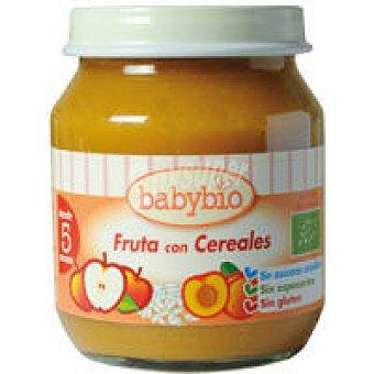 BabyBio Potito de fruta-cereales 260 g